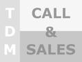 Logo TDM Call & Sales