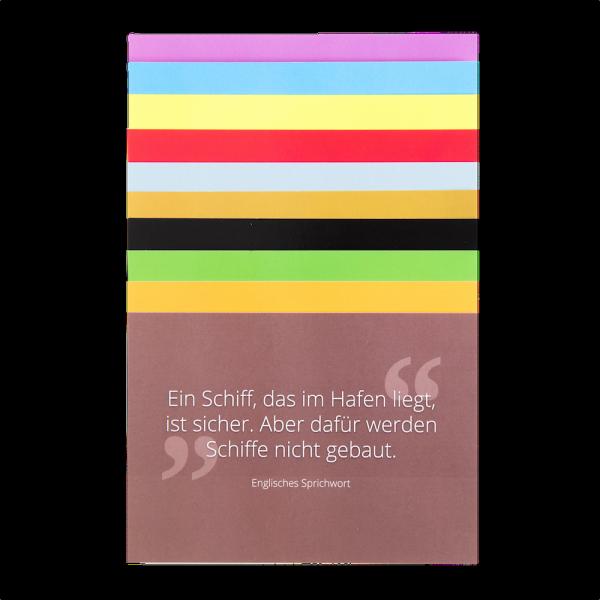 Postkarten Sprueche