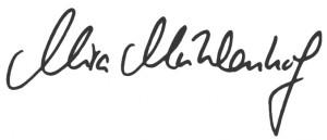 Unterschrift Mira Muehlenhof